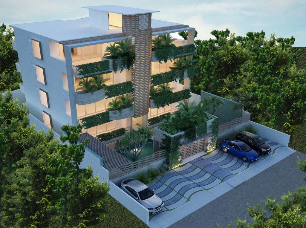 8 condominios de lujo en Aldea Zama, Tulum – Toque Italiano