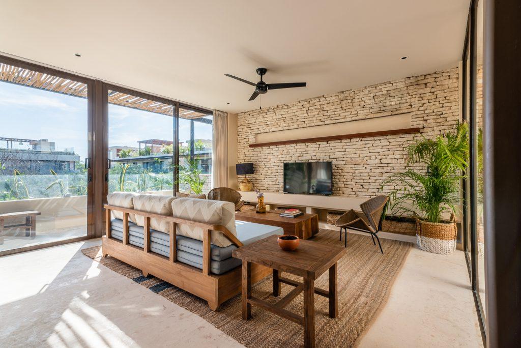 Luxurious condos for sale in Tulum