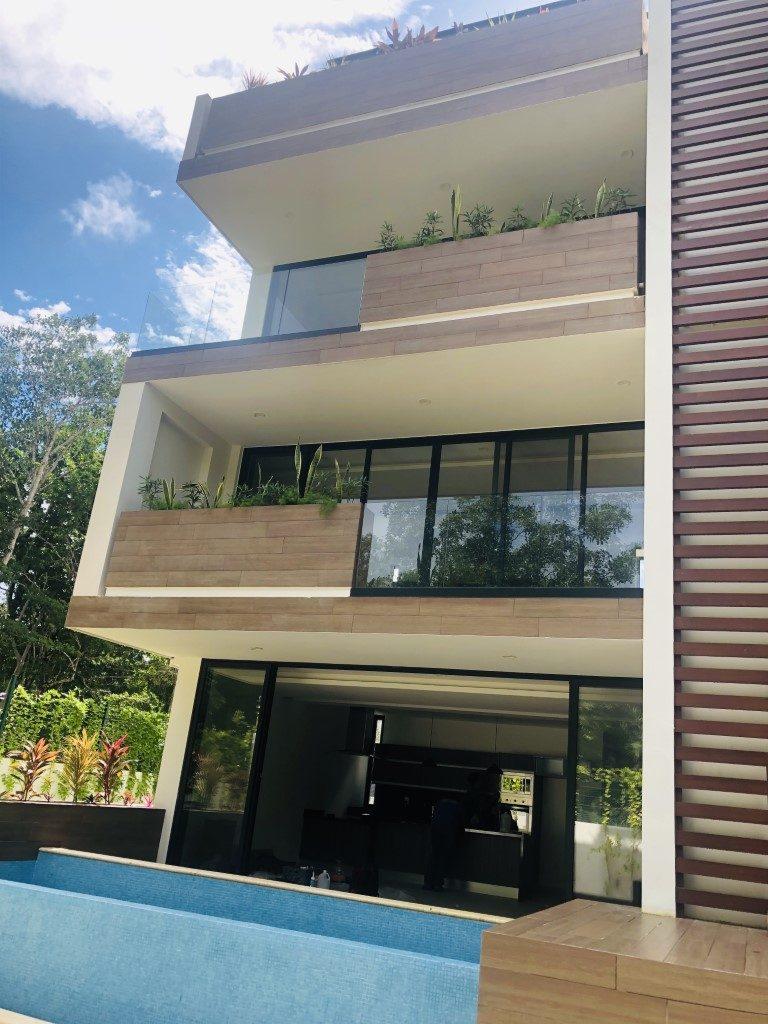 Exclusivos penthouses en el area residencial Aldea Zama Tulum