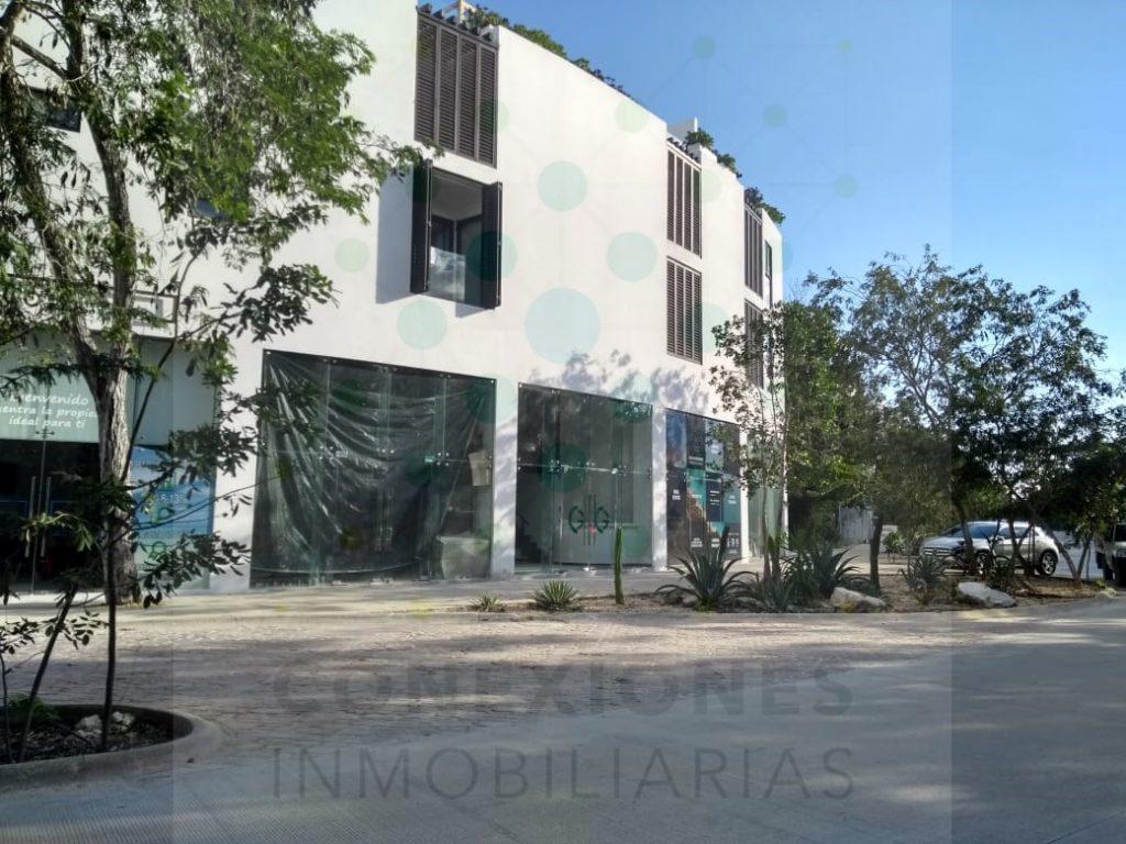 Renta de local comercial en excelente ubicación de Aldea Zama – Tulum