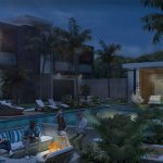 Stylish apartments and houses in Tulum