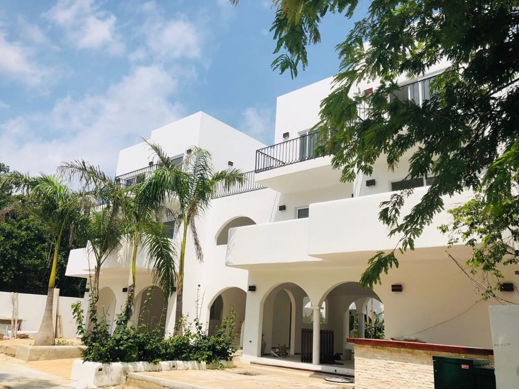 Beautiful Mediterranean style hotel for sale in Tulum