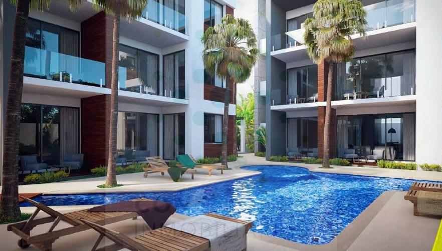 Hermoso condominios con diseño contemporáneo en La Veleta – Tulum