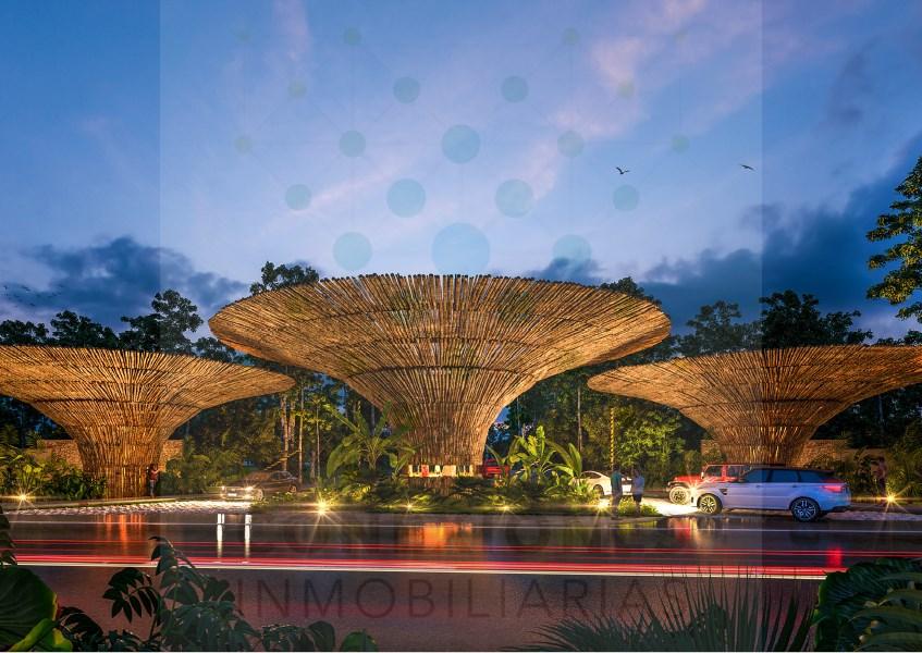 Lotes residenciales dentro de desarrollo de vanguardia – Tulum