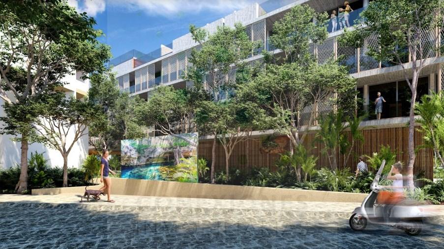 Estudios en venta en inigualable proyecto en Carretera Coba – Tulum