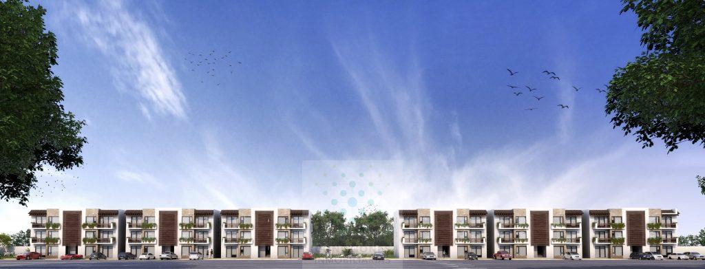 Desarrollo de modernos departamentos en condominio de Riviera Maya – Tulum