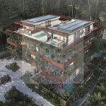 Elegante townhouse en comunidad residencial en Aldea Zama – Tulum