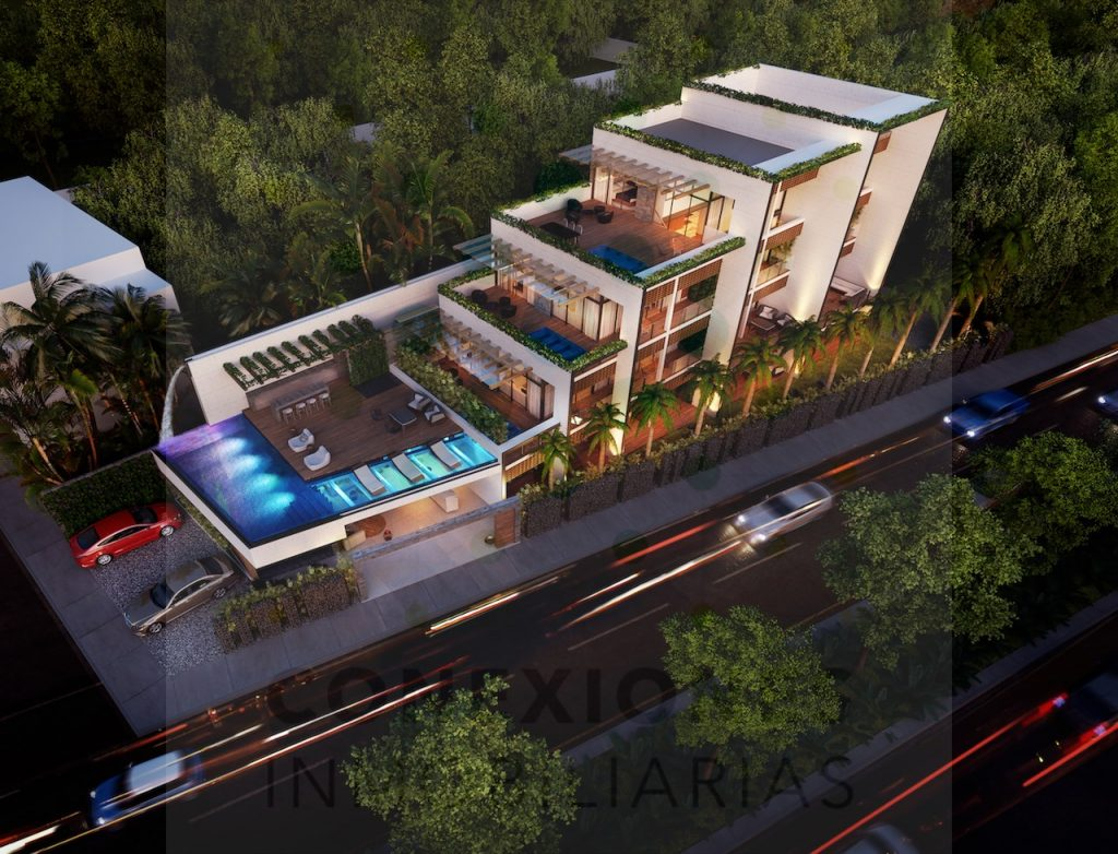 Descubra este hermoso estudio en condominio en La Veleta – Tulum