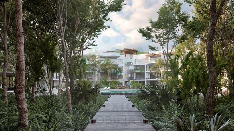 Preventa de departamentos en proyecto sustentable en La Veleta – Tulum