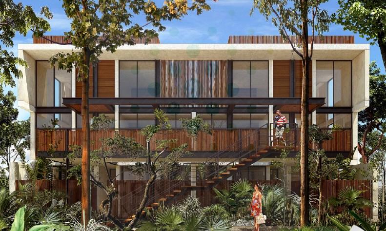 Últimos departamentos disponibles, excelente inversión en Aldea Zama – Tulum