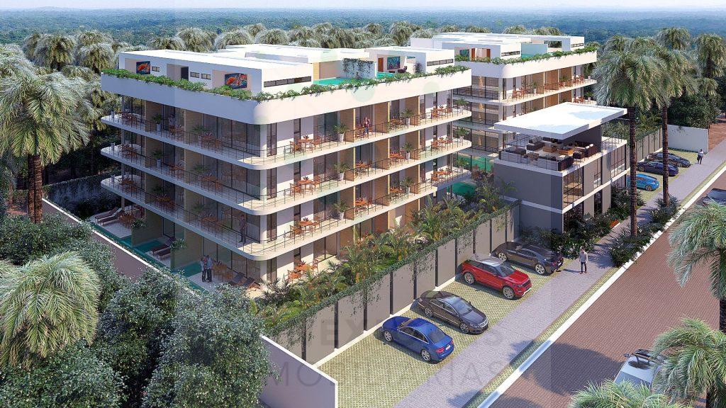 Venta de apartamento en hermoso condominio de Aldea Zama – Tulum