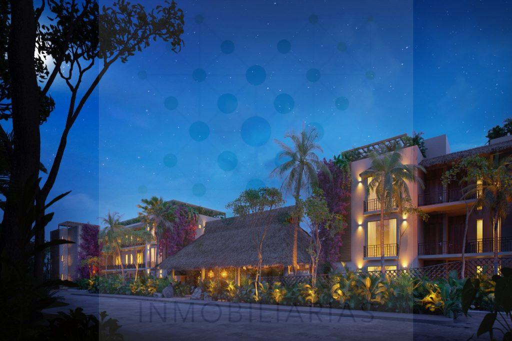 Exclusivo para inversores, departamentos en lujoso hotel en Aldea Zama – Tulum