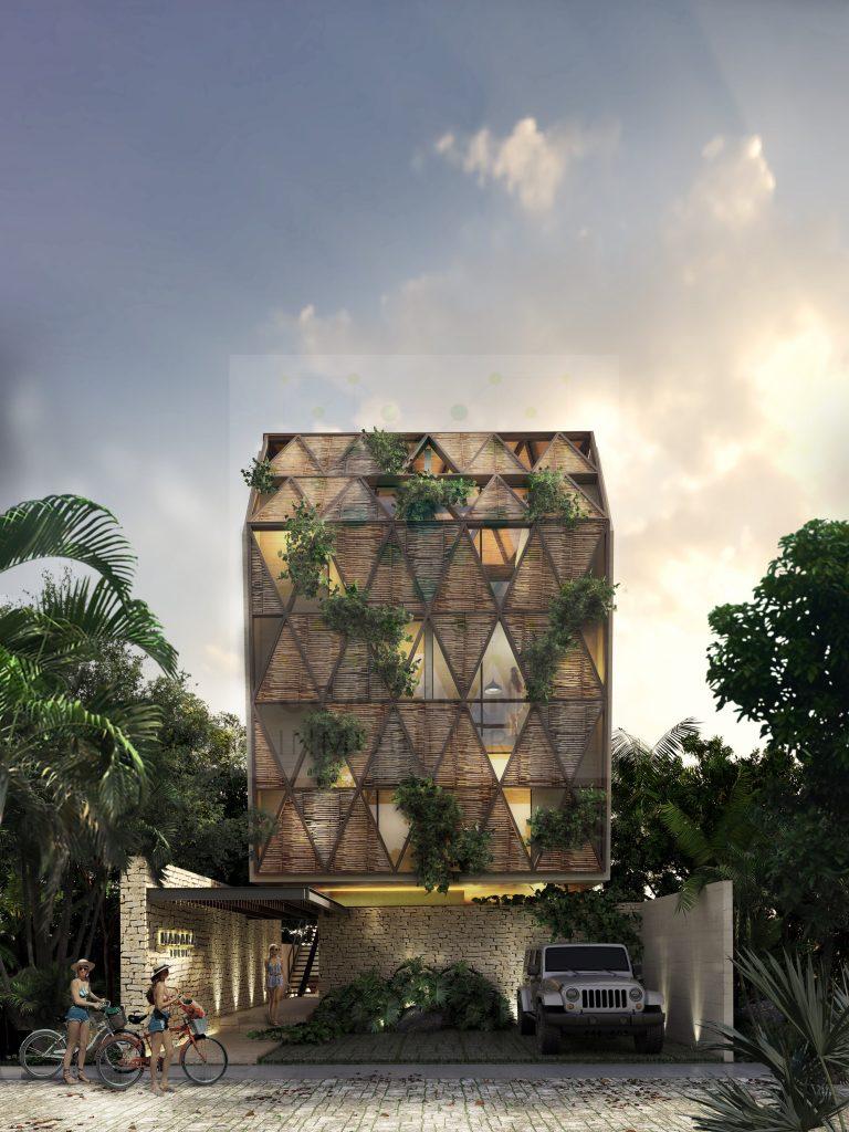Ultimos apartamentos en venta en condo eco-friendly en La Veleta – Tulum