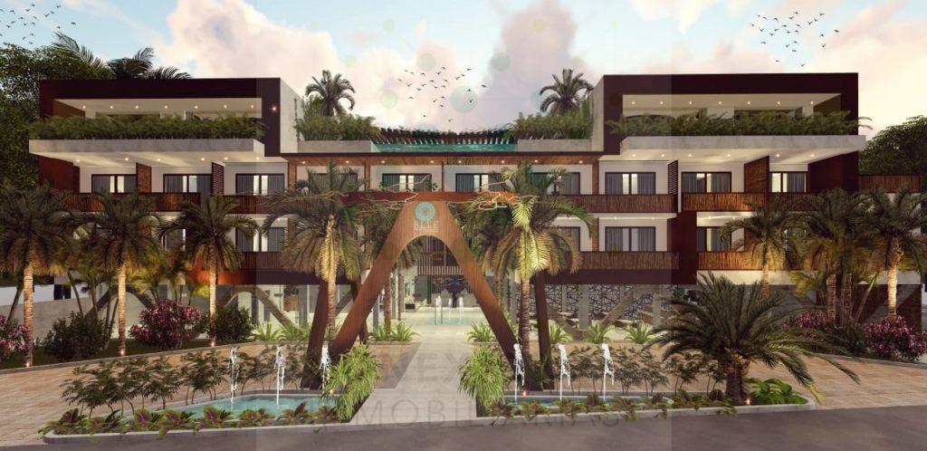 Excelente oportunidad de inversión apartamento en Región 15 – Tulum