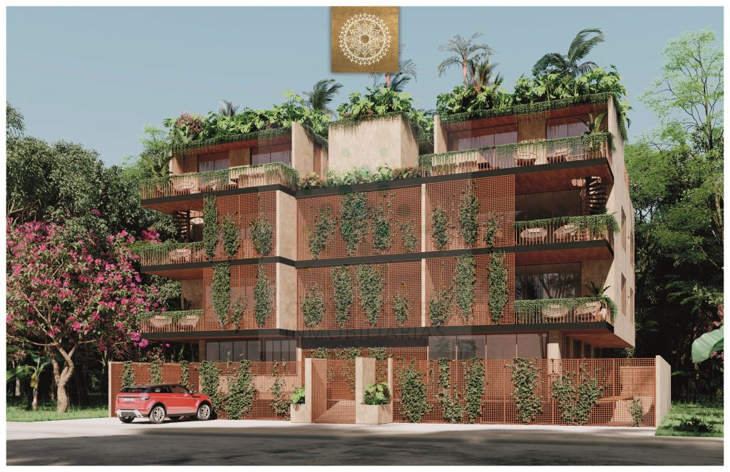 Exclusivos apartamento en venta en Aldea Zama Premium – Tulum