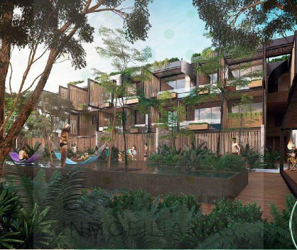Pre-sale apartment in an area of excellent added value – Tulum