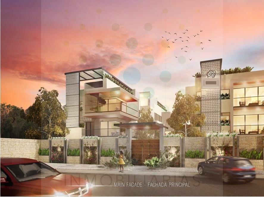 Re-venta de departamentos en condominio en La Veleta – Tulum