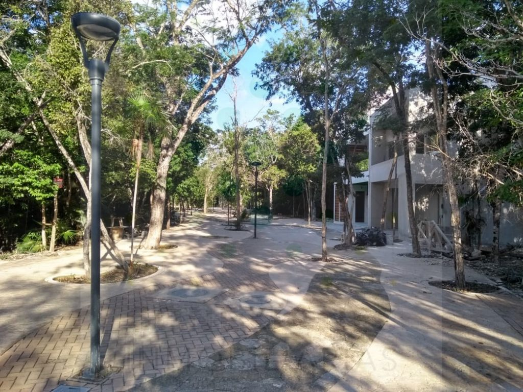 Rent of commercial space in excellent location of Aldea Zama – Tulum