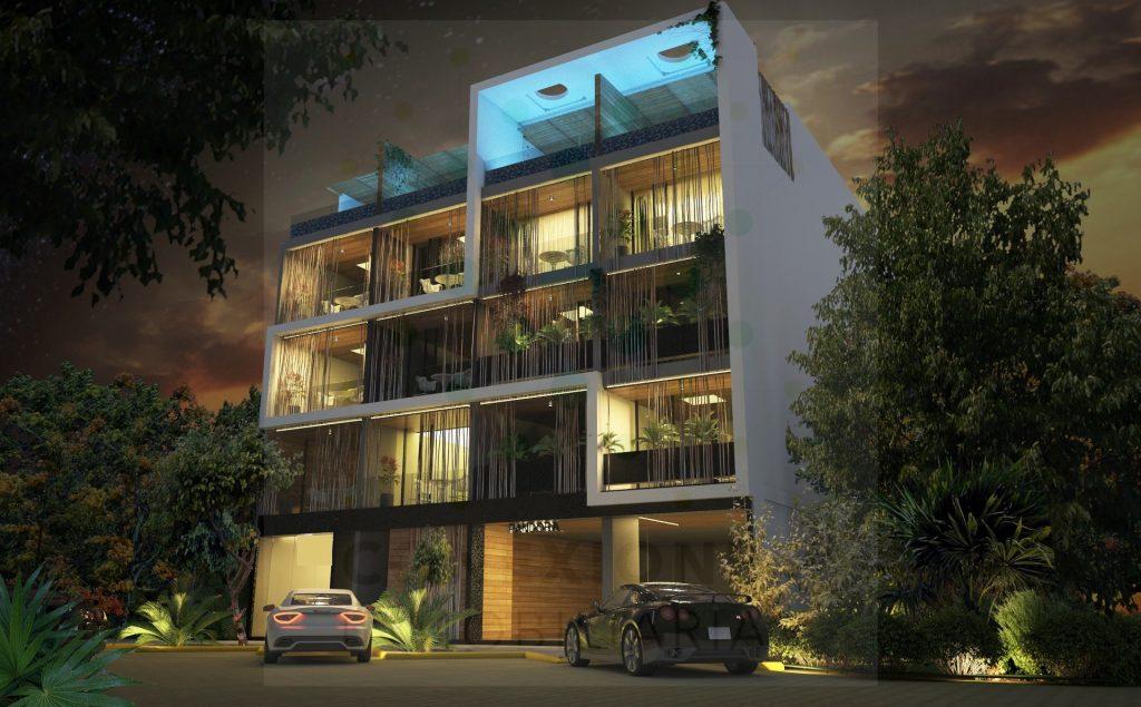 Excelente oportunidad de inversión, locales en venta en Aldea Zama – Tulum