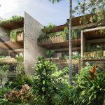 Residencial Chic realty en desarrollo exclusivo de Tulum