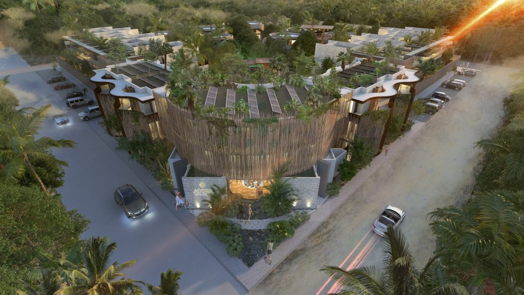 Ideal inversión apartamento Hotel Boutique Chic en desarrollo exclusivo de Tulum