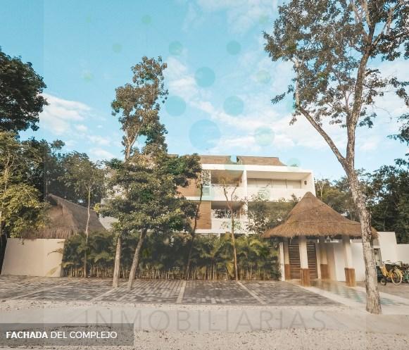 Apartamento 2 dormitorios en renta a largo plazo dentro de Aldea Zama – Tulum