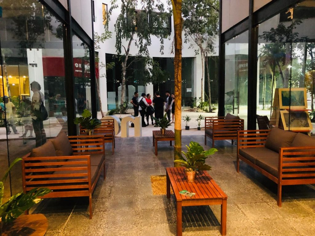 Commercial premises for rent in the commercial area of Aldea Zamá