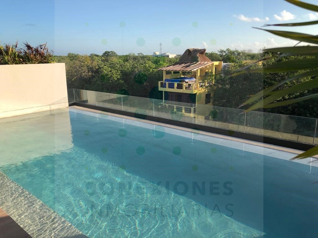 Beautiful fully furnished apartment rental in Aldea Zama – Tulum