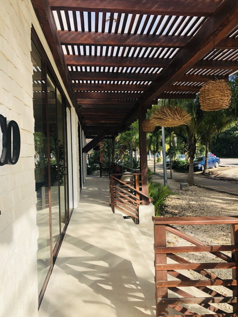 Se renta local para restaurante en Tulum