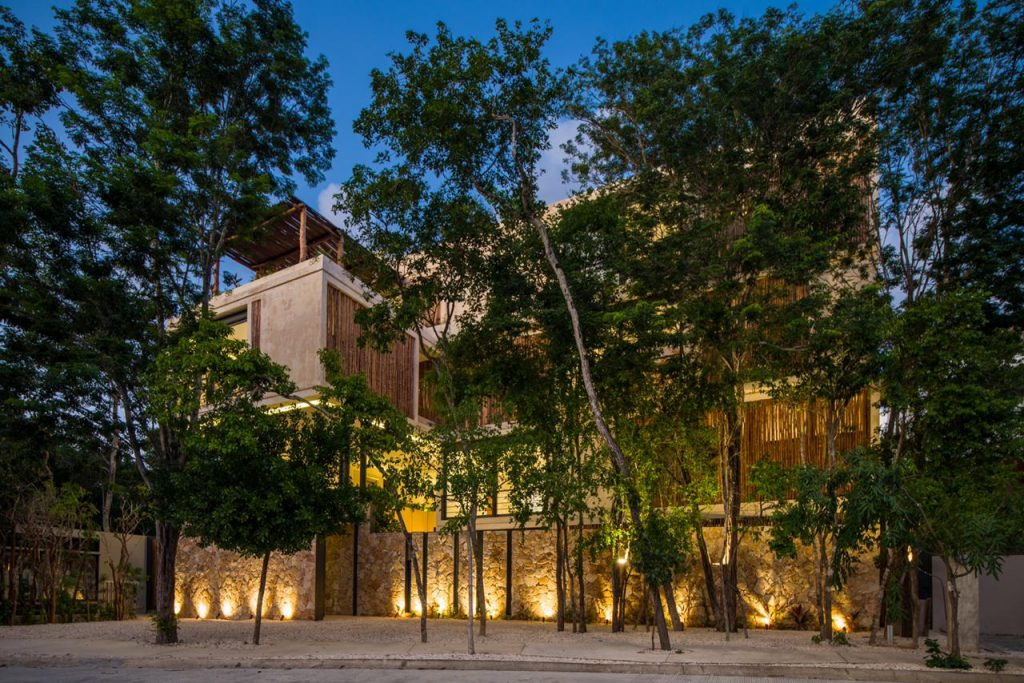 Exclusive residential project for sale in Tulum