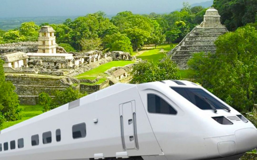 The Journey of the  Maya Train. The biggest planned project in Latin America