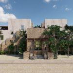 Beautiful townhouses for sale in Aldea Zama Tulum