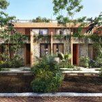 Nuevos departamentos en venta en Tulum dentro de residencial privado