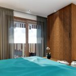 TWO BEDROOMS APARTMENTS SWIM UP IN NEW PRIVATE DEVELOPMENT IN BEACH ADJACENT AREA – 296.000 USD